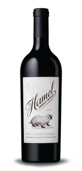 2013 Hamel Family Wines Nuns Canyon Vineyard Magnum  $390