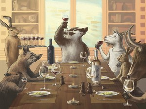 The Badger Clan Supper Club – January 31